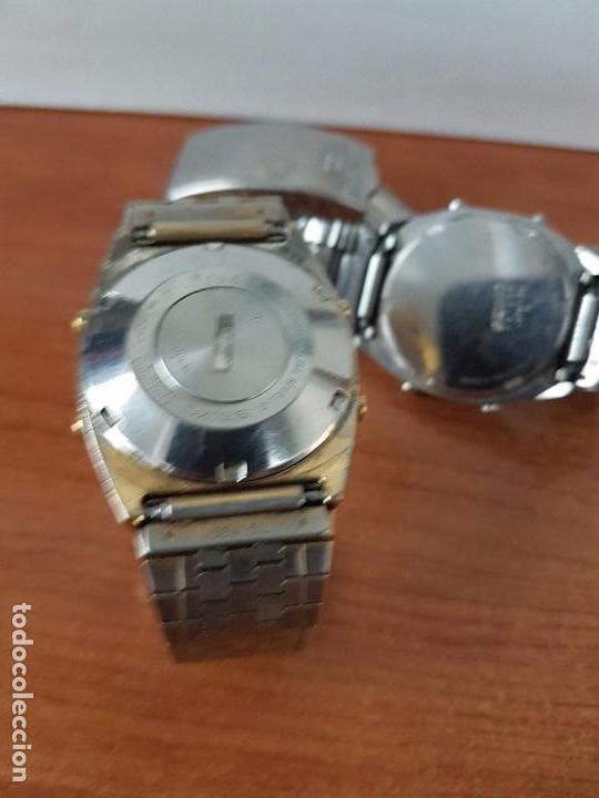 Relojes - Seiko: Dos relojes de caballero (Vintage) Seiko con correas originales Seiko para repuestos (Fornituras) - Foto 9 - 67686737