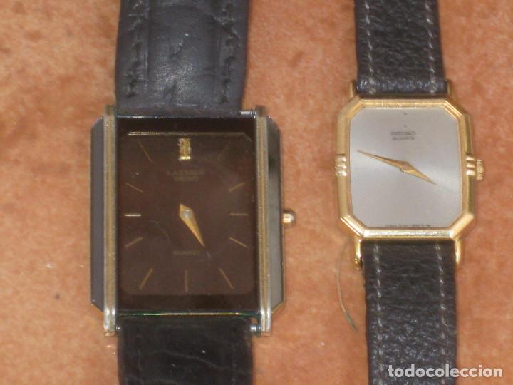 Relojes - Seiko: 2 relojes Seiko (PARA PIEZAS) - Foto 6 - 70283725