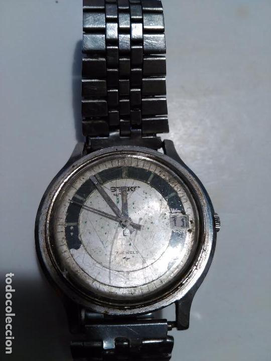 Relojes - Seiko: RELOJ SEIKO AUTOMATICO FUNCIONANDO - Foto 3 - 71718999