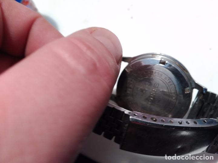 Relojes - Seiko: RELOJ SEIKO AUTOMATICO FUNCIONANDO - Foto 4 - 71718999