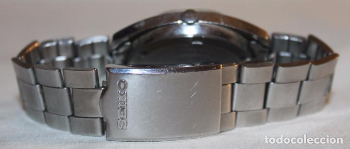 Relojes - Seiko: RELOJ SEIKO AUTOMATIC 19 JEWELS 7006-8060 JAPAN CON CALENDARIO. FUNCIONANDO - Foto 6 - 74641759