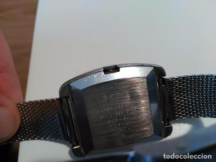 Relojes - Seiko: VINTAGE RELOJ DE PULSERA AUTOMATICO SEIKO DX AUTOMATIC AÑOS 70 6106-5410 - Foto 6 - 75114003
