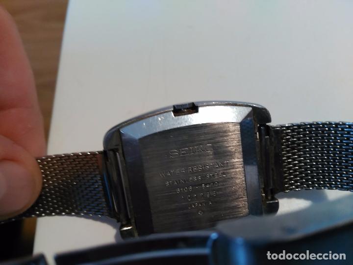Relojes - Seiko: VINTAGE RELOJ DE PULSERA AUTOMATICO SEIKO DX AUTOMATIC AÑOS 70 6106-5410 - Foto 7 - 75114003