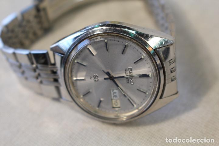 SEIKO QUARTZ - JAPAN (Relojes - Relojes Actuales - Seiko)