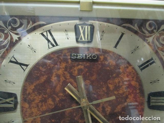 Relojes - Seiko: Precioso reloj de pared Seiko Transistor - Funciona - Foto 2 - 79990201