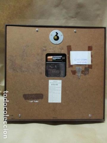 Relojes - Seiko: Precioso reloj de pared Seiko Transistor - Funciona - Foto 5 - 79990201