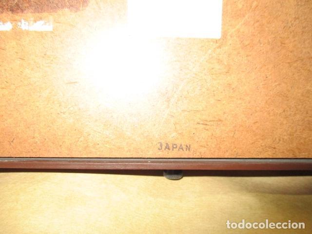 Relojes - Seiko: Precioso reloj de pared Seiko Transistor - Funciona - Foto 10 - 79990201