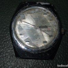 Relojes - Seiko: SEIKO 23 CUERDA RELOJ ANTIGUO PARA RESTAURAR. Lote 85951592