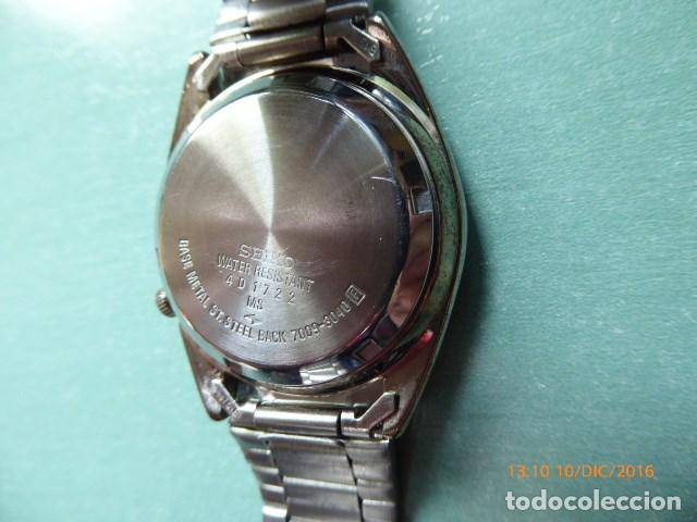 Relojes - Seiko: reloj seiko, 5 automatic 21 rubis, calendario semanario, - Foto 3 - 88141884