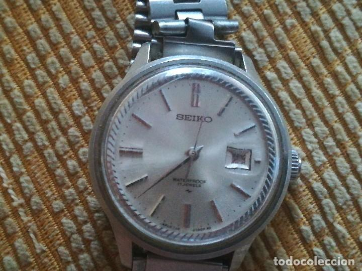 Relojes - Seiko: Reloj seiko de mujer de cuerda waterproof 17 jewels miren fotos - Foto 4 - 89193592