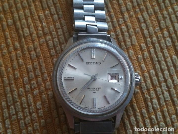 Relojes - Seiko: Reloj seiko de mujer de cuerda waterproof 17 jewels miren fotos - Foto 5 - 89193592