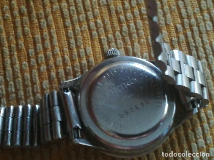 Relojes - Seiko: Reloj seiko de mujer de cuerda waterproof 17 jewels miren fotos - Foto 6 - 89193592