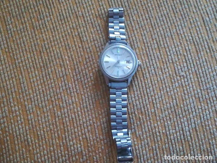 Relojes - Seiko: Reloj seiko de mujer de cuerda waterproof 17 jewels miren fotos - Foto 7 - 89193592
