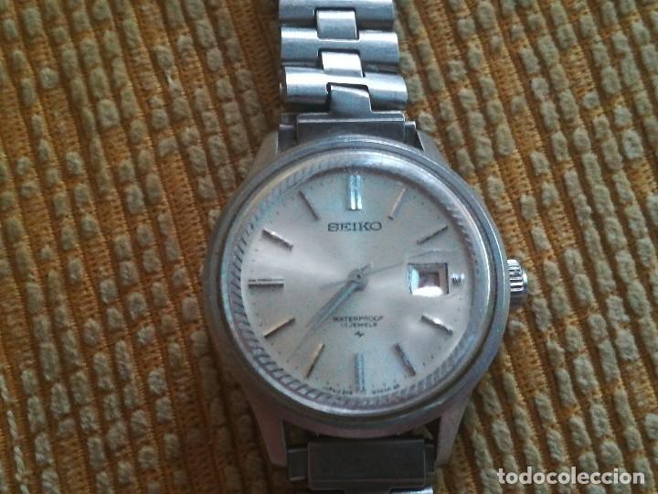 Relojes - Seiko: Reloj seiko de mujer de cuerda waterproof 17 jewels miren fotos - Foto 8 - 89193592