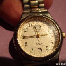 Relojes - Seiko: RELOJ DE SEÑORA SEIKO QUARZO. Lote 89834932