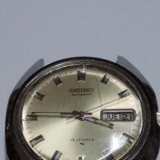 Relojes - Seiko: RELOJ CABALLERO SEIKO AUTOMATICO FUNCIONANDO. Lote 154239245