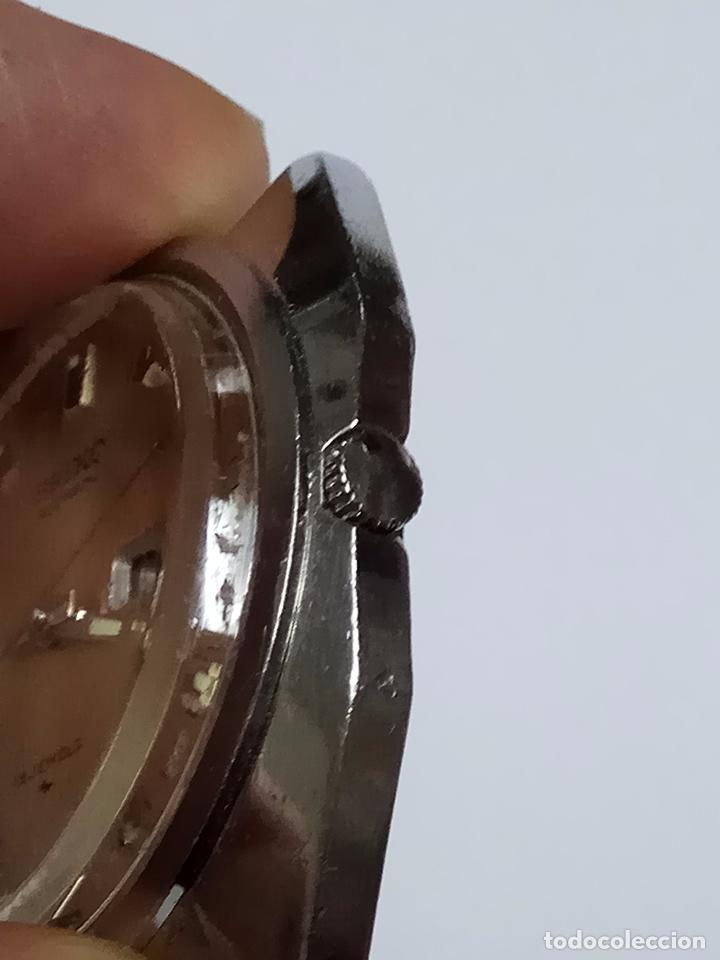 Relojes - Seiko: RELOJ CABALLERO SEIKO AUTOMATICO FUNCIONANDO - Foto 3 - 154239245