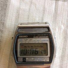 Relojes - Seiko: RELOJ SEIKO A158 ALARM-CHRONOGRAPH. Lote 93138783