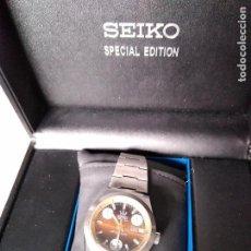Relojes - Seiko: RELOJ SEIKO SUPER DE LUXE EN CAJA FUNCIONANDO. Lote 93224730