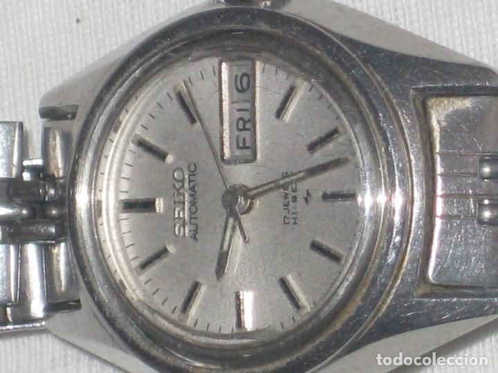 Relojes - Seiko: Reloj señora Seiko automatico - Foto 2 - 93251530