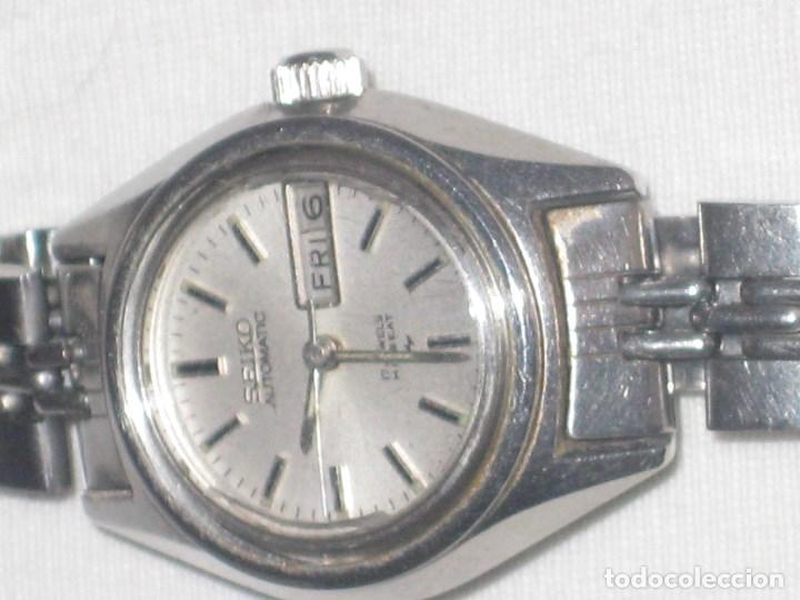 Relojes - Seiko: Reloj señora Seiko automatico - Foto 5 - 93251530