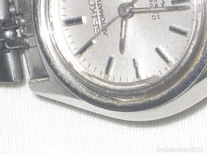 Relojes - Seiko: Reloj señora Seiko automatico - Foto 6 - 93251530
