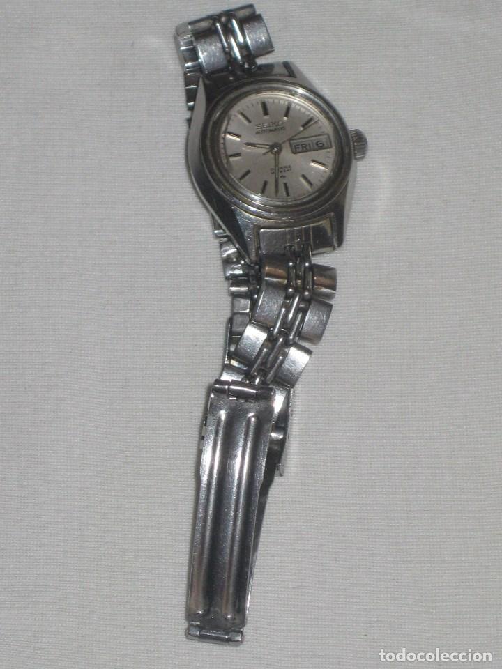 Relojes - Seiko: Reloj señora Seiko automatico - Foto 8 - 93251530