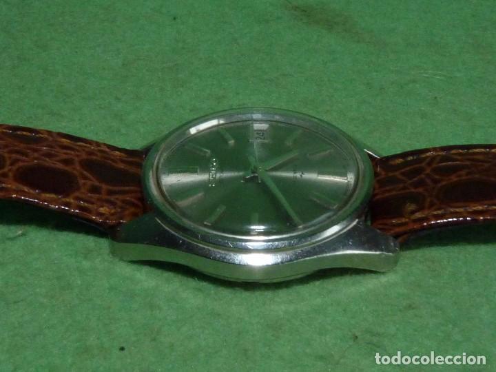 Relojes - Seiko: Bonito reloj automático Seiko años 70 17 rubis 7005-8022 vintage made in Japan - Foto 2 - 93871210