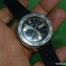 Relojes - Seiko: PRECIOSO Y RARO RELOJ AUTOMÁTICO SEIKO DIVER AÑOS 70 21 RUBIS 7006-8002 VINTAGE MADE IN JAPAN. Lote 93871955