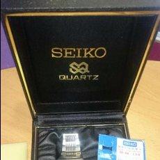 Relojes - Seiko: SEIKO QUARTZ LC CAJA ORIGINAL UNICO EN TODOCOLECCION. Lote 95224851