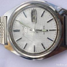 Relojes - Seiko: RELOJ SEIKO AUTOMÁTICO N5 COMO NUEVO DOBLE DIAL 38MM DE CORONA . Lote 95614743