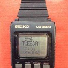 Relojes - Seiko: RELOJ SEIKO UC - 3000 ¡ AÑO 1984 ! ¡ NUEVO !. Lote 96556051