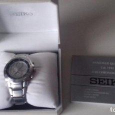 Relojes - Seiko: RELOJ SEIKO CRONO. Lote 103603531