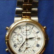Relojes - Seiko: SEIKO 7T32 7A00 CHRONOGRAPH ALARM CÓMO NUEVO RECIÉN REVISADO POR RELOJERÍA DE PRESTIGIO. Lote 103808595