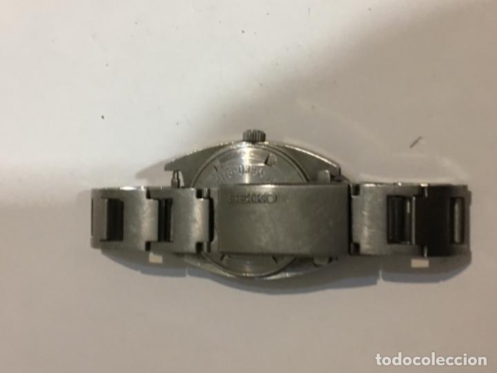 Relojes - Seiko: Reloj Seiko carga manual en acero completo en funcionamiento - Foto 5 - 208579346