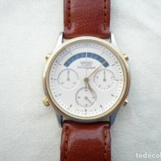Relojes - Seiko: BONITO SEIKO CRONO. Lote 104249367
