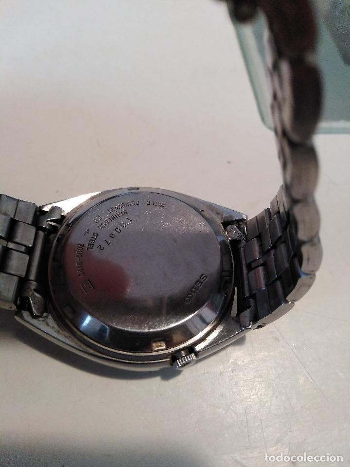 Relojes - Seiko: Reloj Seiko 5 automático funcionando - Foto 4 - 105074827