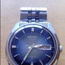 Relojes - Seiko: PRECIOSO RELOJ SEIKO AUTOMÁTICO. Lote 105236635