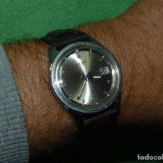Relojes - Seiko: IMPRESIONANTE RELOJ SEIKO 7005-8062 AUTOMÁTICO 17 RUBIS 1974 BUSCADO VINTAGE JAPAN GRAN TAMAÑO. Lote 105376435