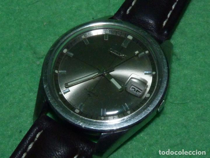 Relojes - Seiko: Raro reloj Seiko 7005-8062 Jumbo automático 17 rubis 1974 vintage Japan gran tamaño - Foto 2 - 105376435