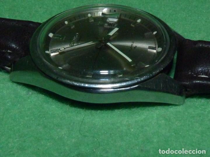 Relojes - Seiko: Raro reloj Seiko 7005-8062 Jumbo automático 17 rubis 1974 vintage Japan gran tamaño - Foto 8 - 105376435