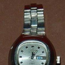 Relojes - Seiko: RELOJ DE PULSERA DE SEÑORA SEIKO HI-BEAT AUTOMATIC ACERO . Lote 106539247