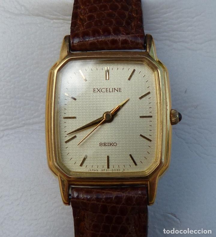 SEIKO EXCELINE CUARZO SEÑORAS, W0371 (Relojes - Relojes Actuales - Seiko)