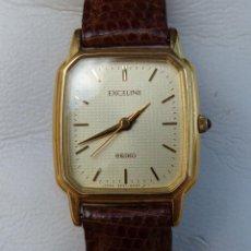 Relojes - Seiko: SEIKO EXCELINE CUARZO SEÑORAS, W0371. Lote 107650551