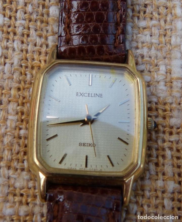 Relojes - Seiko: SEIKO Exceline cuarzo señoras, W0371 - Foto 2 - 107650551