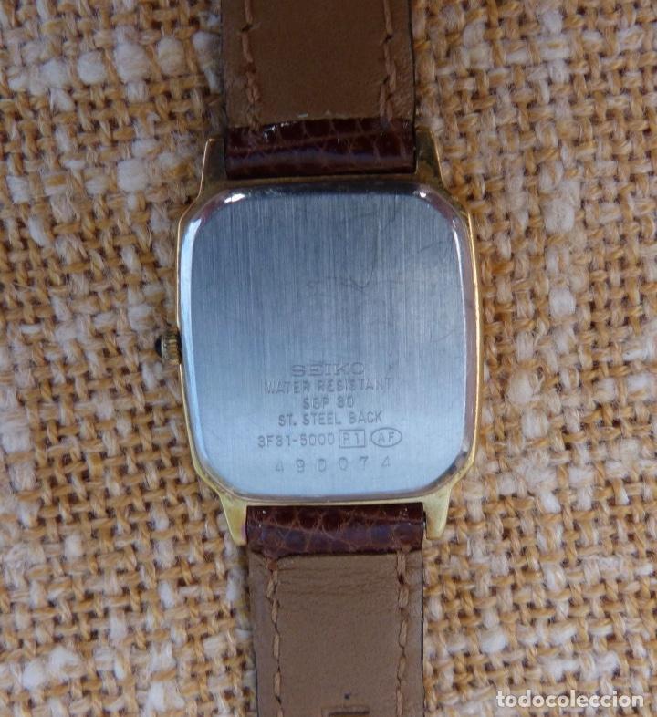 Relojes - Seiko: SEIKO Exceline cuarzo señoras, W0371 - Foto 3 - 107650551