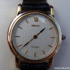 Relojes - Seiko: SEKIO EXCELINE 4N20-0092. Lote 107683363
