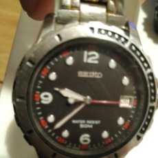 Relojes - Seiko: RELOJ SEIKO 7N42-8189 50 METROS FUNCIONANDO. Lote 107690931