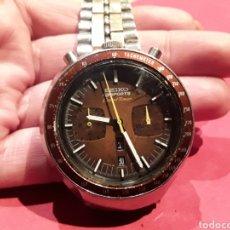 Relojes - Seiko: RELOJ SEIKO BULLHEAD AUTOMÁTICO CHRONO 6138-0040 AÑO 1977. Lote 108667218