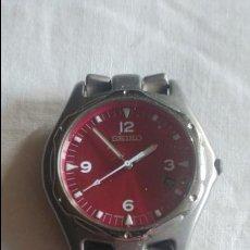 Relojes - Seiko: SEIKO 35 MMS QUARZO ESTADO BUENO . Lote 109079859
